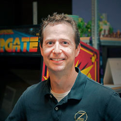 Jay Gallentine, Integration Manager