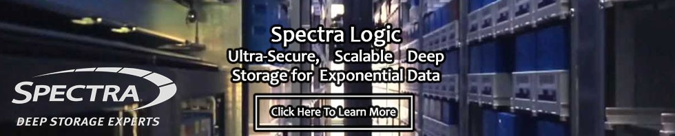 Spectra Logic - Deep Storage Experts